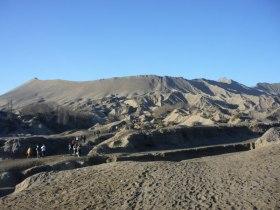 Lautan dan Gunung Pasir Bromo